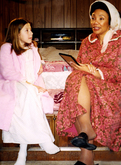 Brenda Grate:Yolanda King